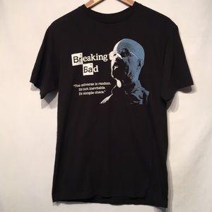 Breaking Bad Black Unisex T-shirt Size Medium